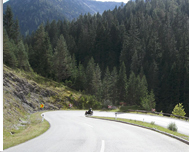 Motorcylcing the the Vosges