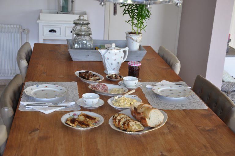 ontbijt-Vie-la-Vie-tables-des-hotes-vogezen
