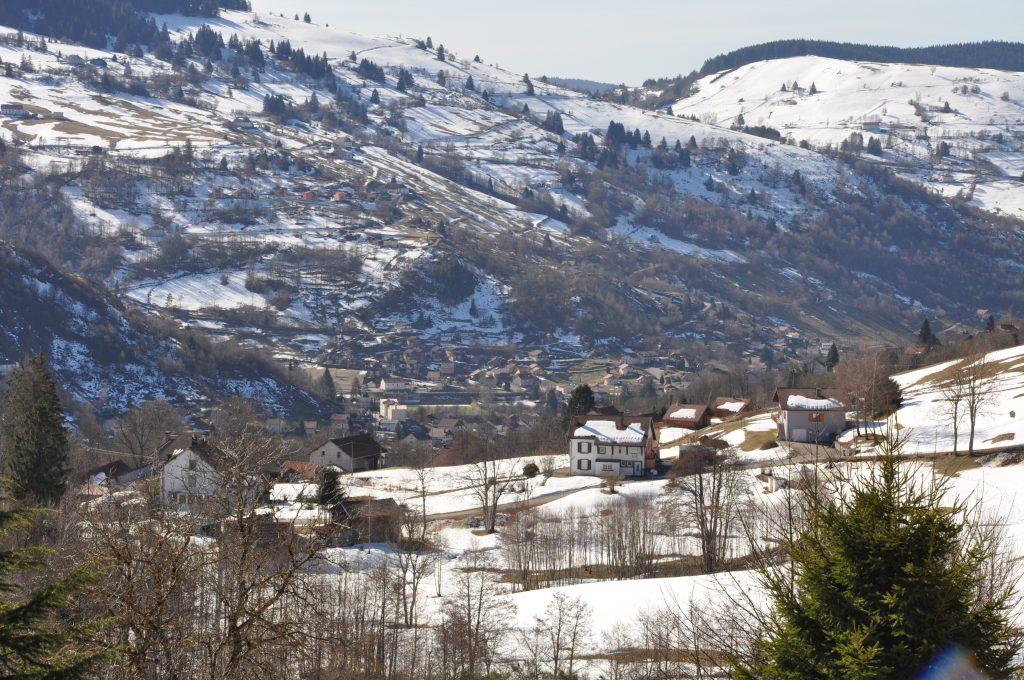 Wintersport in de buurt